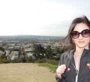 amy hiking