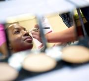 patient and makeup