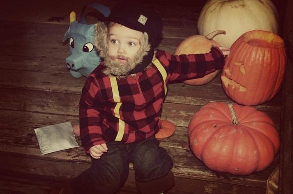 lumberjack halloween costume diy