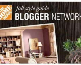 Fall Style Guide Blogger Badge
