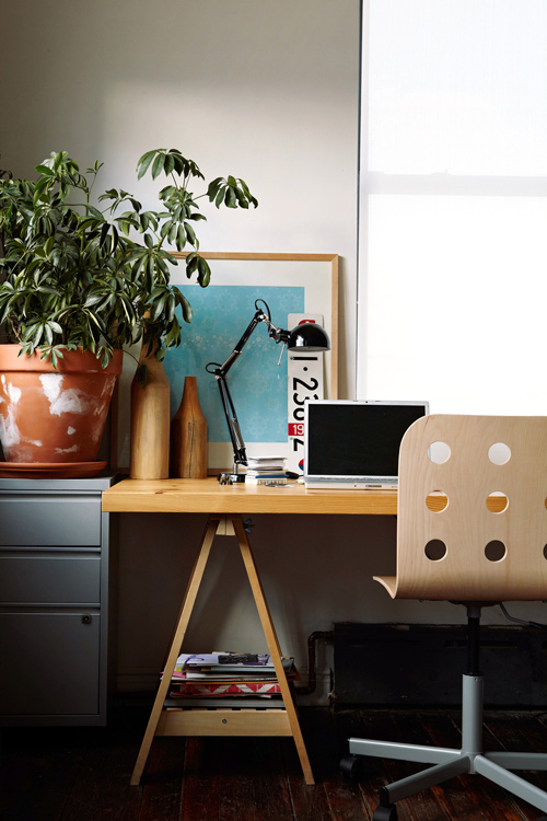 Home Office Chic Decor and Design