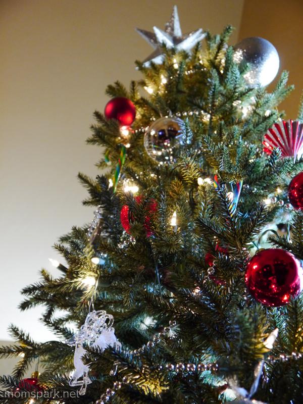 Christmas Tree - Lumix Expressive momspark.net