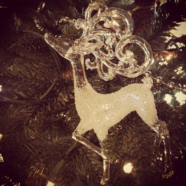Reindeer Ornament momspark.net