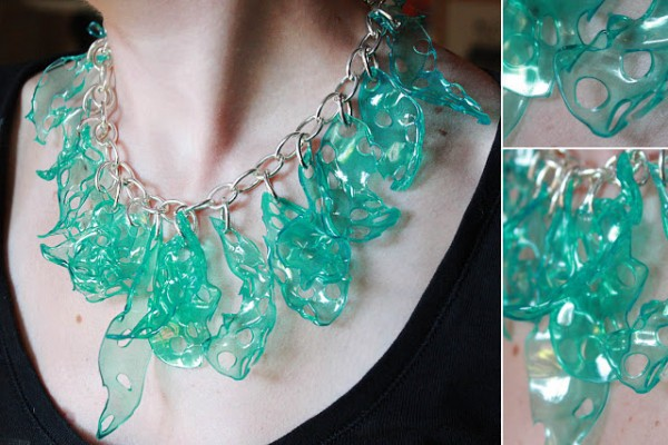 Swiss Candy Necklace DIY Craft