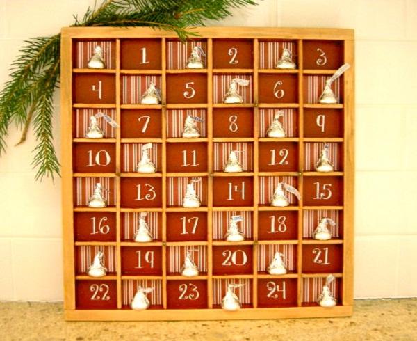 Creative Advent Calendar Ideas for Christmas