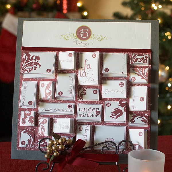 Advent Calendar Ideas Christmas : Creative advent calendar ideas for christmas mom spark