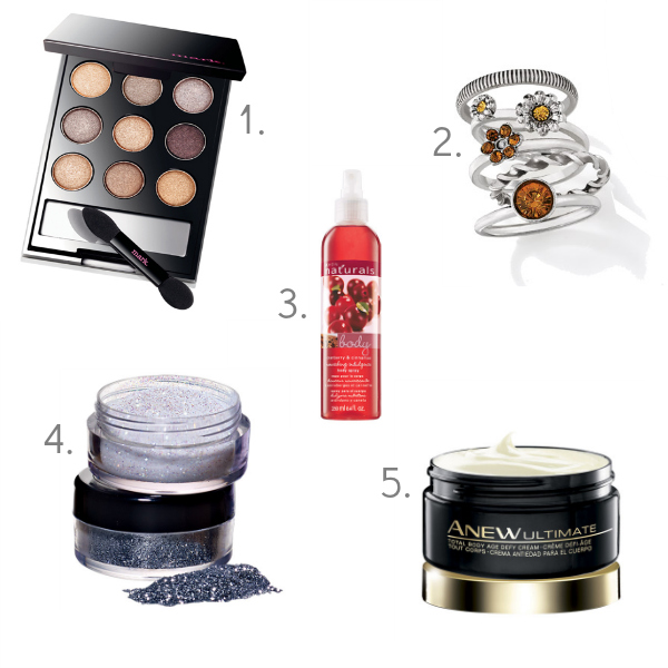 avon wish list