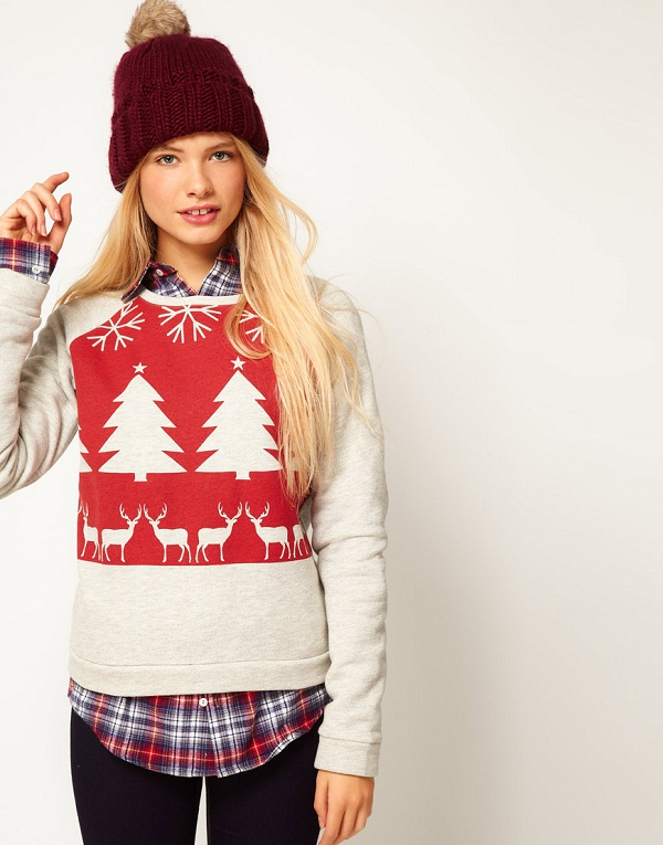 Stylish Holiday Sweaters