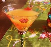 Pear Vodka Cranberry Cocktail Drink momspark.net