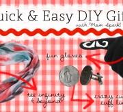 Easy DIY Homemade Christmas Gifts