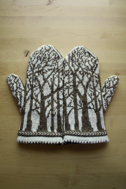 Stylish Mittens Gloves Scarves Fashion