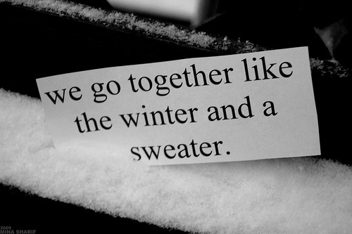 Winter Wonderland Quotes