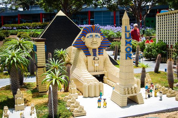 Legoland Luxor momspark.net