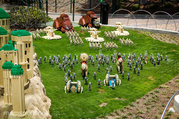 Legoland Star Wars momspark.net