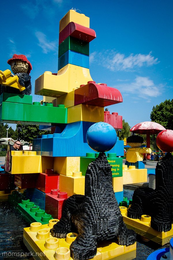 Legoland seal momspark.net
