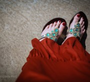 Sea Star Sandals from fibi & clo