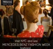 TRESemme Fashion Week