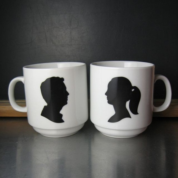 Valentine's Day Cute Mugs For Cute Couples - Etsy Cool Finds