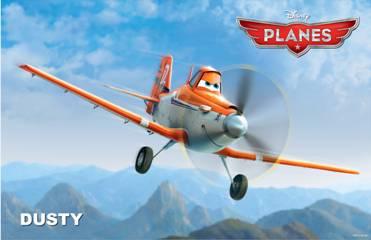 Dusty Disney's Planes