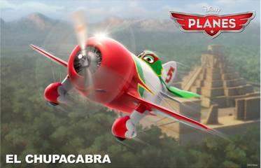 El Chupacabra Disney's Planes