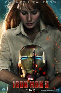 Iron Man 3 Poster 2
