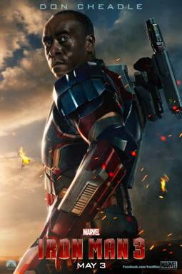 Iron Man 3 Poster 3