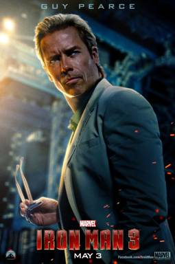 Iron Man 3 Poster 4