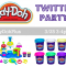 #PlayDohPlus Twitter Party