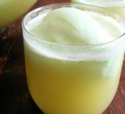 St. Patrick's Day Recipe: Lime Leprechaun Punch momspark.net