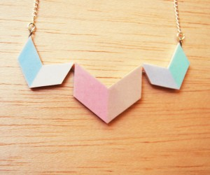Fashion Friday: Pastel Jewelry