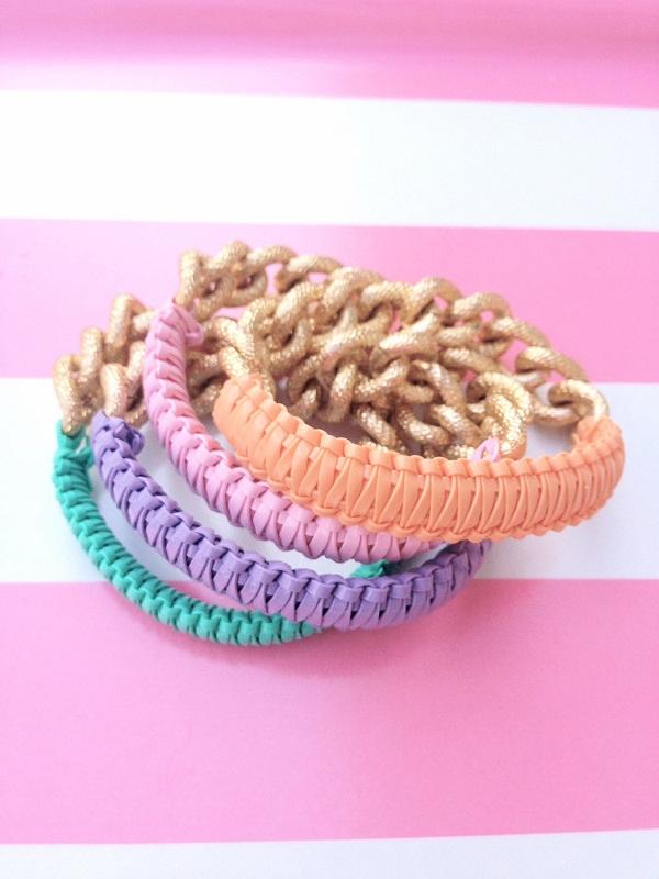 Pastel Jewelry