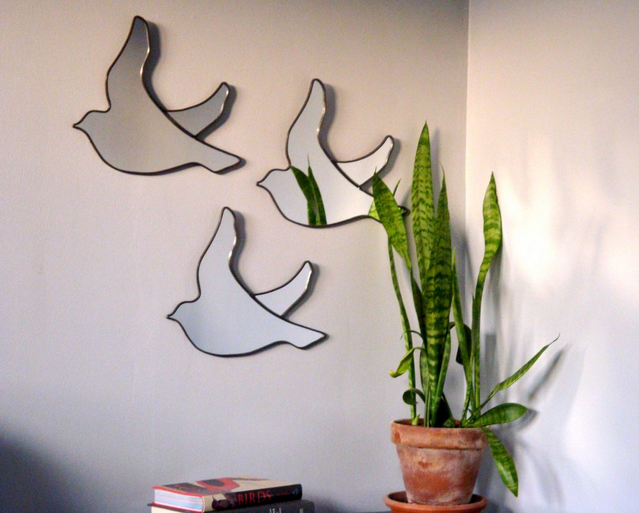 Mirror Birds on Etsy