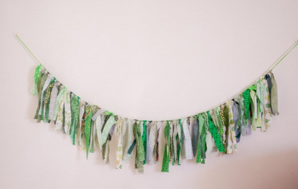 Etsy Your St. Patrick's Day Gifts - Scrap Bunting