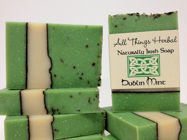 Etsy Your St. Patrick's Day Gifts - Green Soap