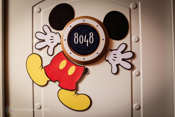 Disney Fantasy Cruise Cabin Room Magnet momspark.net