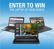 Enter to Win a Laptop of Choice