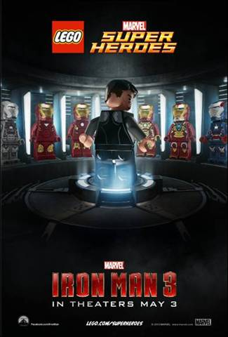 Lego Super Heroes Iron Man 3