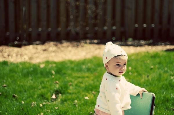 Springtime Baby Photography momspark.net