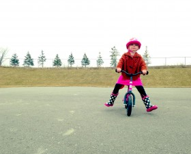 Wordless Wednesday: Bike Babe