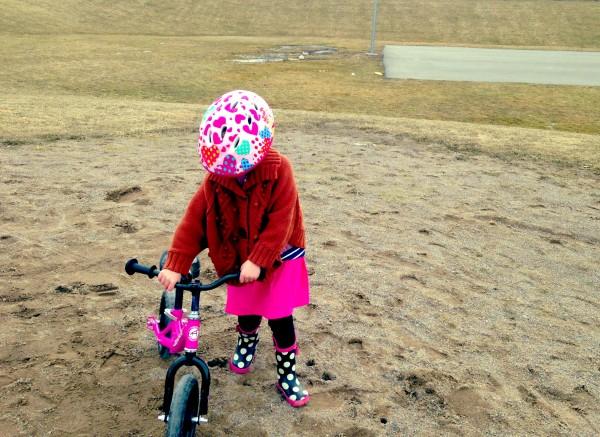Wordless Wednesday: Bike Babe