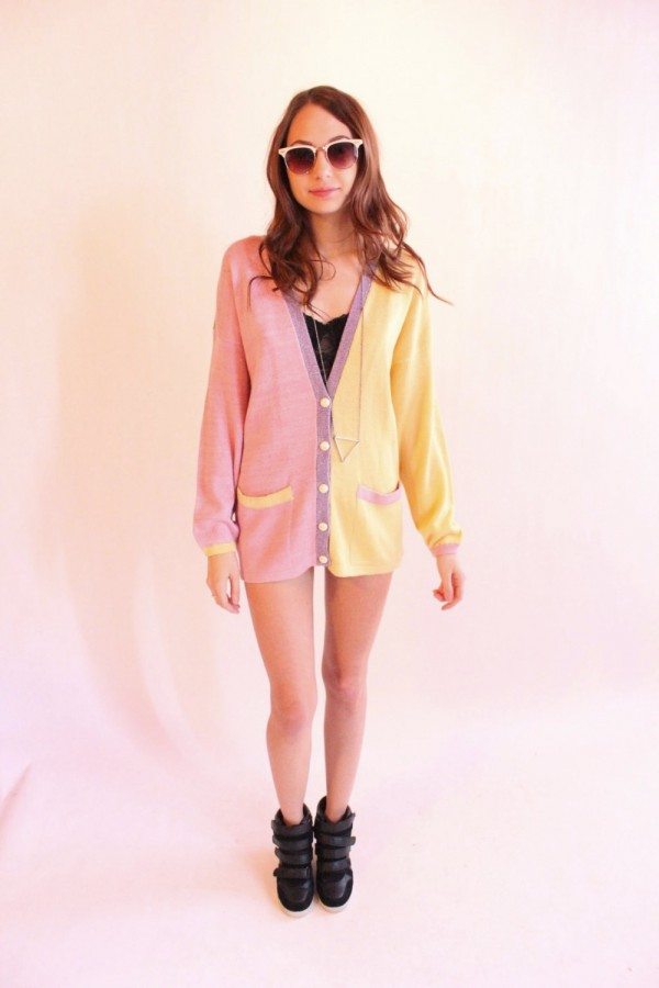 Fashion Friday: Vintage Pastel Love