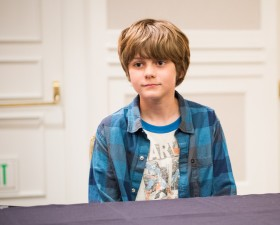 Ty Simpkins Iron Man 3