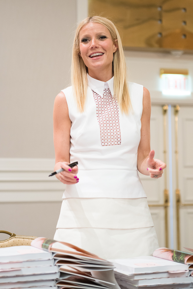 Gwyneth Paltrow Interview