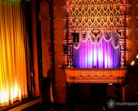 El Capitan Stage and Balcony