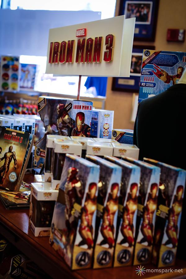 Iron Man 3 Toys Soda Fountain