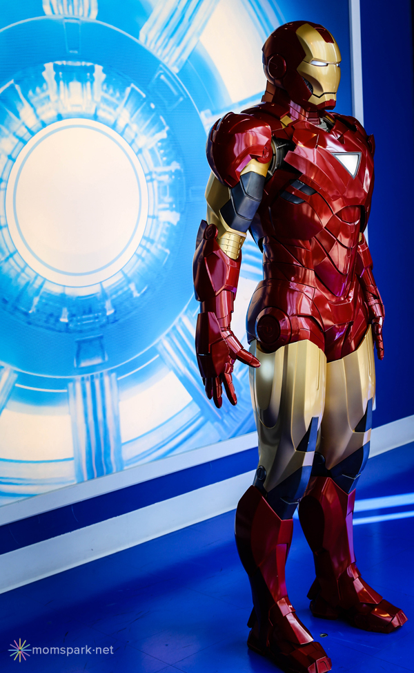 Iron Man Wax Museum-2 copy