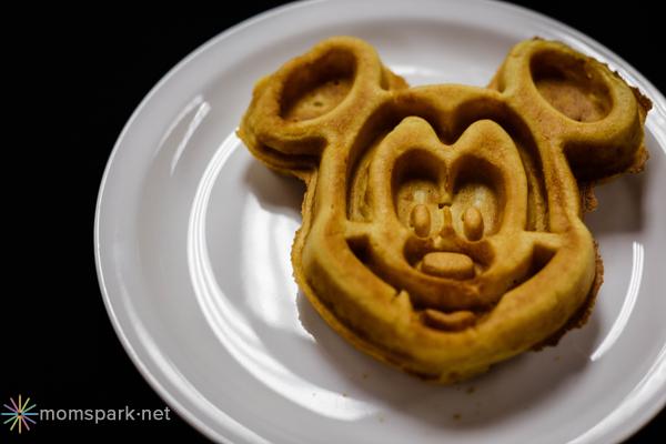 Mickey Waffle El Capitan