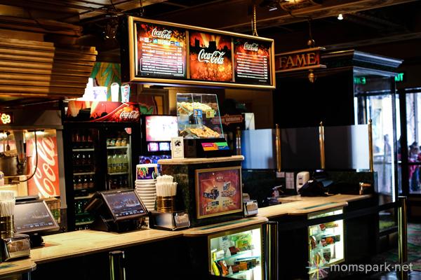 Snack Bar El Capitan