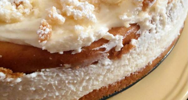 Olive garden lemon cream cake copycat recipe mom spark - Olive garden lemon cream cake recipe ...