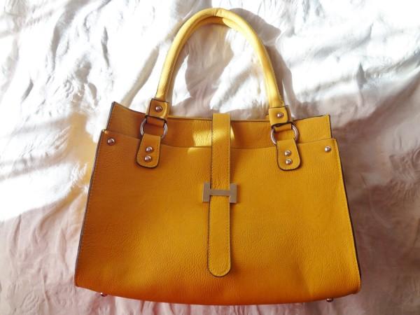 Mustard Yellow Purse Fashion